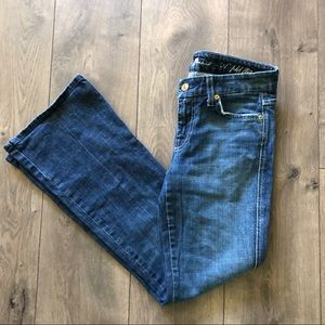 7 For All Mankind A Pocket Flip Flop Jeans